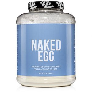 Naked Nutrition Egg White Protein