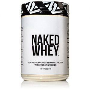 Naked Nutrition Grass-Fed Whey Protein Powder
