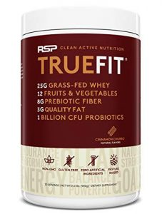RSP Nutrition TrueFit Protein Powder
